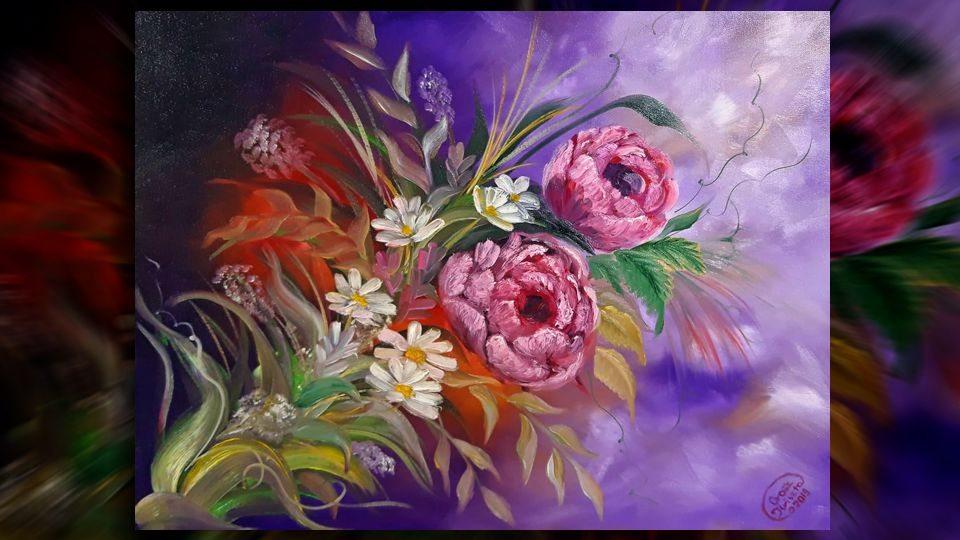 Orosz Kriszta - Virágok